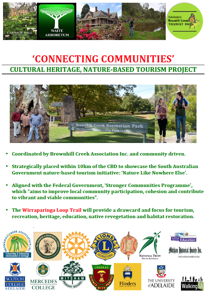 CONNECTING COMMUNITIES PROJECT