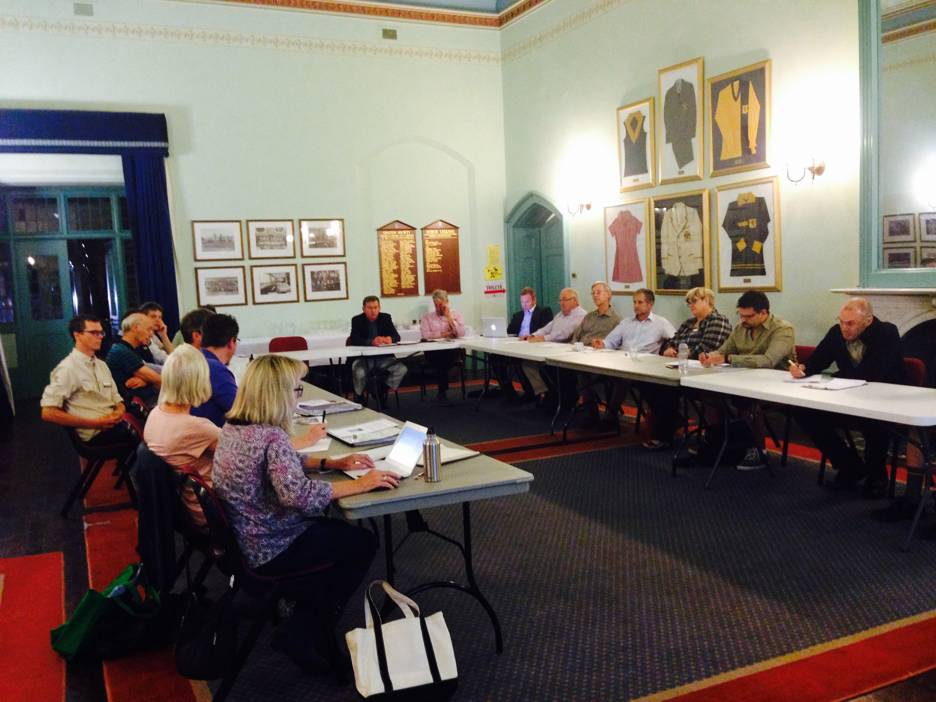 Education & Revegetation Committee